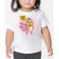 Transfer sublimático para camiseta Heróis Baby 004308