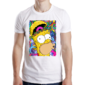 Transfer sublimático para camiseta Dark 004898