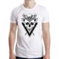 Transfer sublimático para camiseta Caveiras 004527