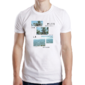 Transfer sublimático para camiseta Surf/Street 003973