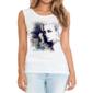 Transfer sublimático para camiseta Feminina 001977