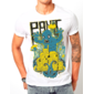 Transfer sublimático para camiseta Radical 001459