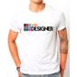 Transfer sublimático para camiseta Web Designer 003040