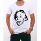 Transfer sublimático para camiseta Albert Einstein 001270