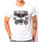 Transfer sublimático para camiseta Carros/Motos 002875