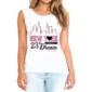 Transfer sublimático para camiseta Feminina 002863