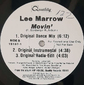 Lee Marrow – Movin'