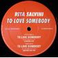 Rita Salvini – To Love Somebody