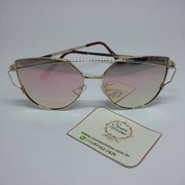 Óculos Cannes- Rosê