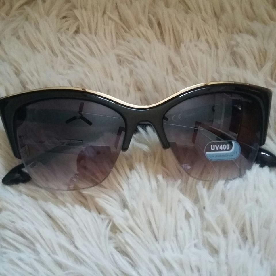 Óculos Lolita- Preto