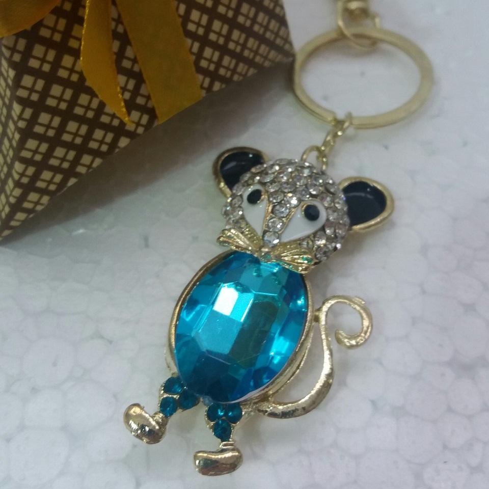 Chaveiro Ratinho- Azul
