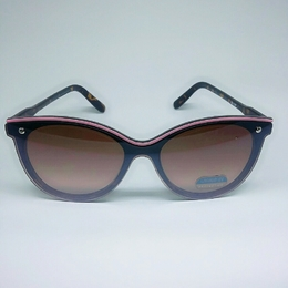 Óculos Cindy- Marrom/Rosa