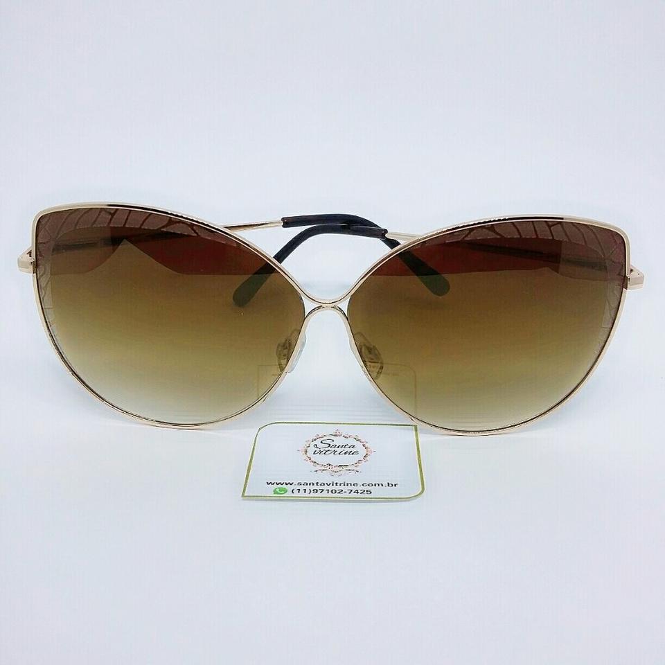 5472605776985 Óculos Cancun - Marrom - Santa Vitrine