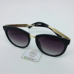 Óculos Mônaco- Preto