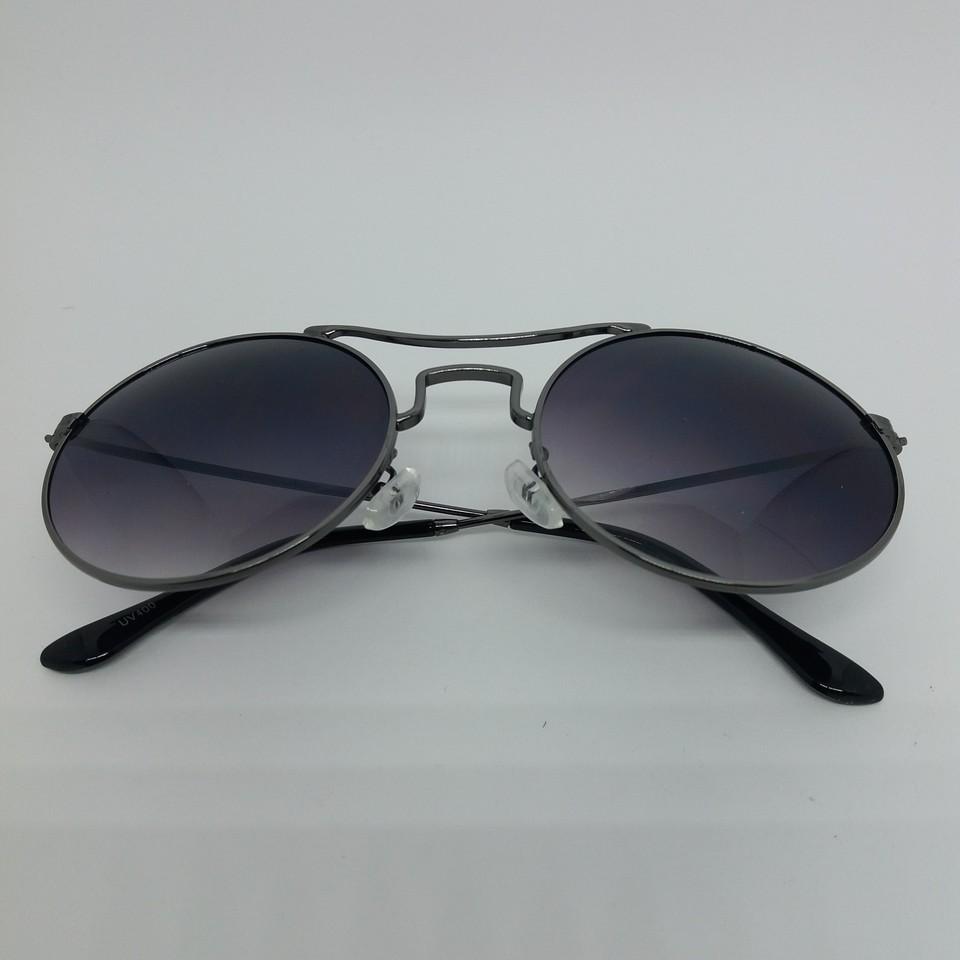 Óculos Dallas Round- Preto