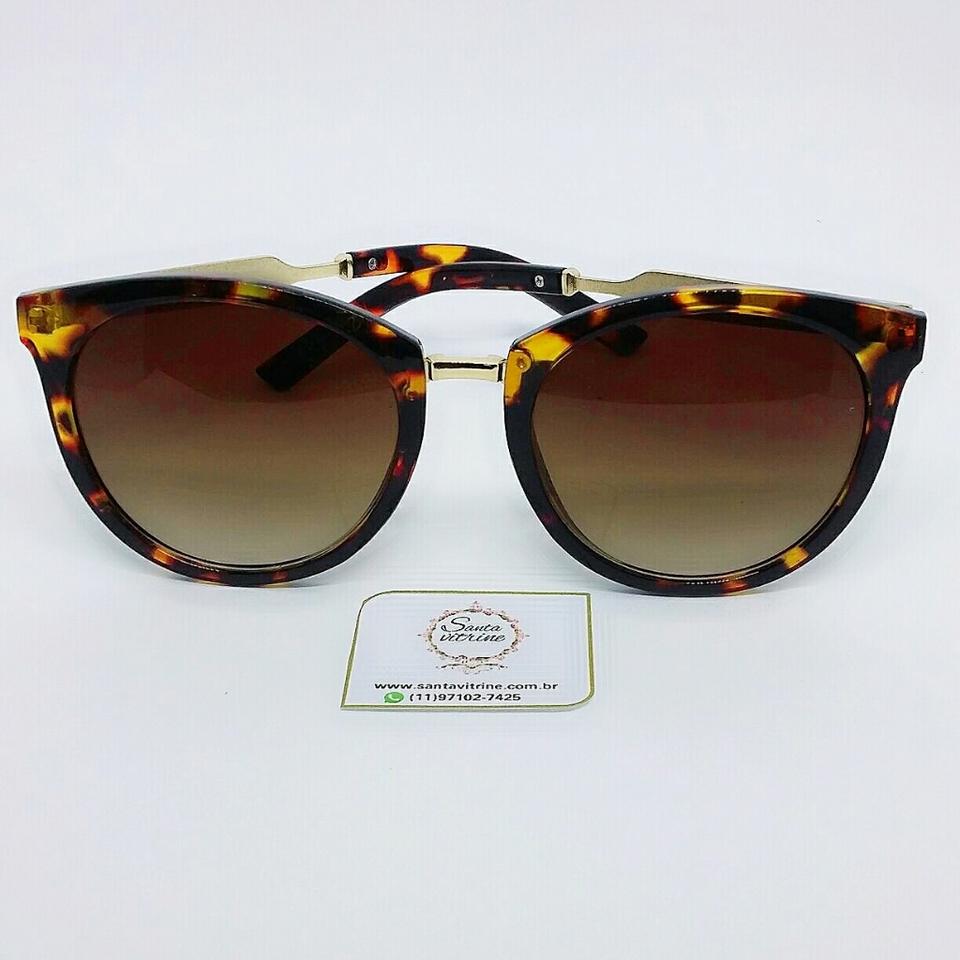 Óculos Mônaco- Tartaruga
