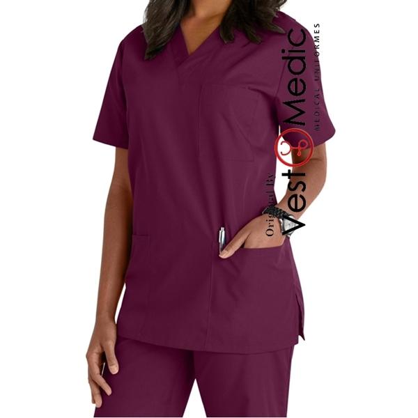 Pijama Cirúrgico Feminino - Line Supreme