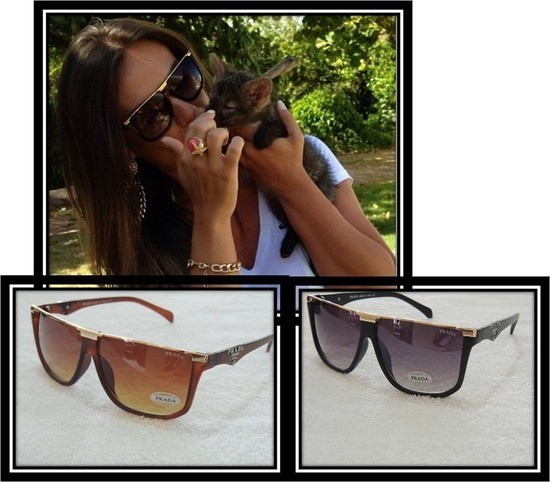 5f5a91b2f11ec Óculos Luxury (Preto