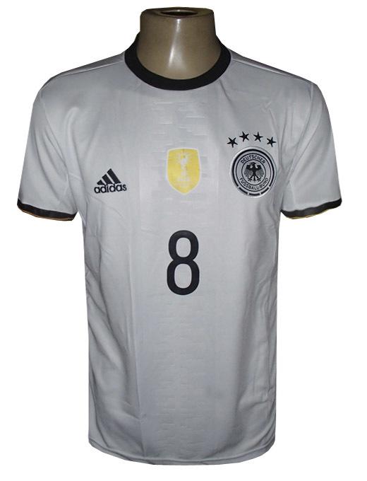 Camisa Alemanha Adidas Branca 2016 - MWgrifes - Aqui é Top! a87651ef71855