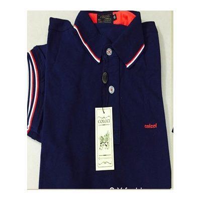 2314db425 Camisa Polo Colcci Azul Marinho - MWgrifes - Aqui é Top!