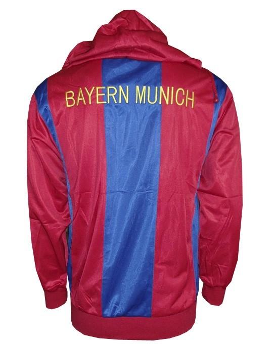 36436cdfb Agasalho Bayern de Munique Vermelho e Azul - MWgrifes - Aqui é Top!