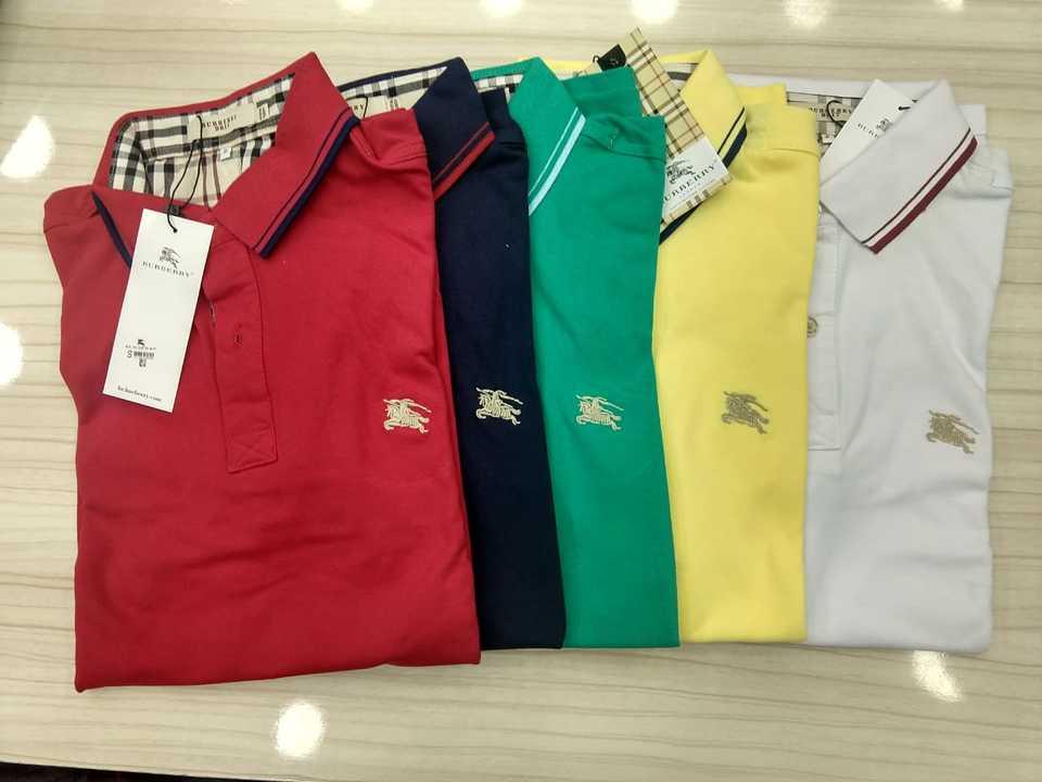 747229ccc3 Kit 3 Camisas Polo Burberry Cores a Escolher - MWgrifes - Aqui é Top!
