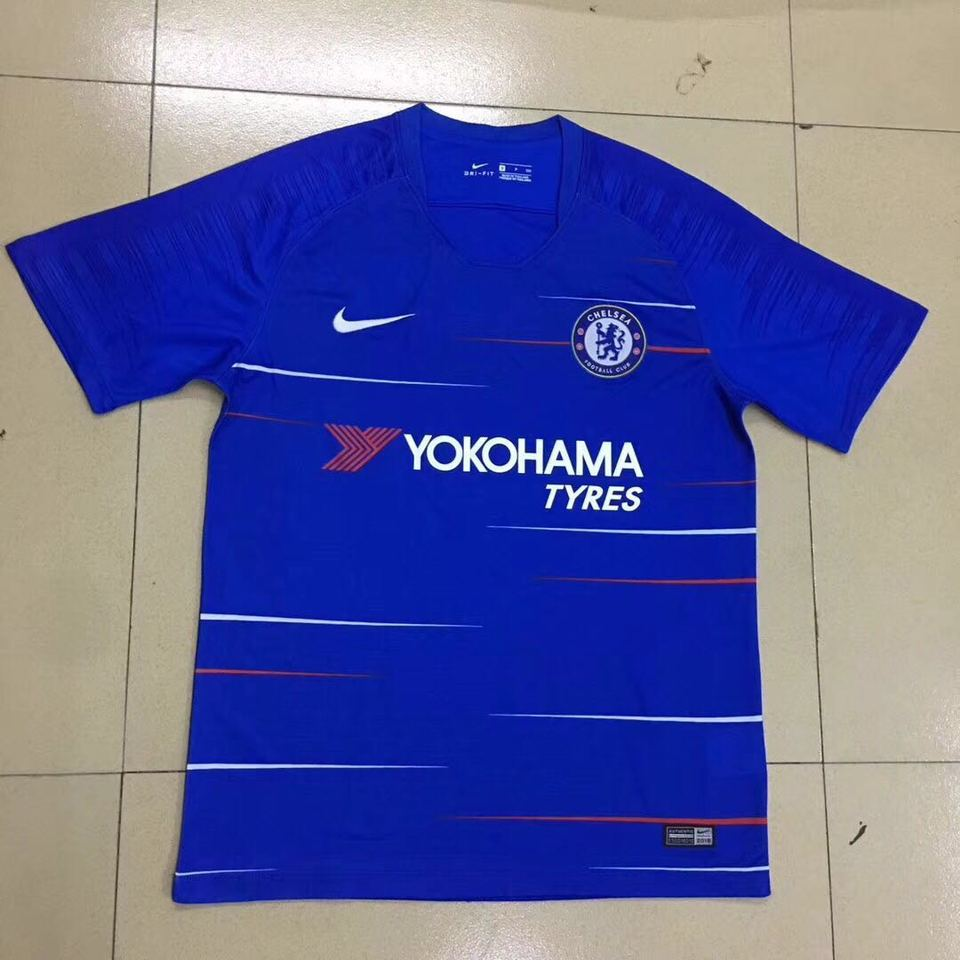 Camisa Chelsea Nike Azul - MWgrifes - Aqui é Top! 2d89d7d47c3db
