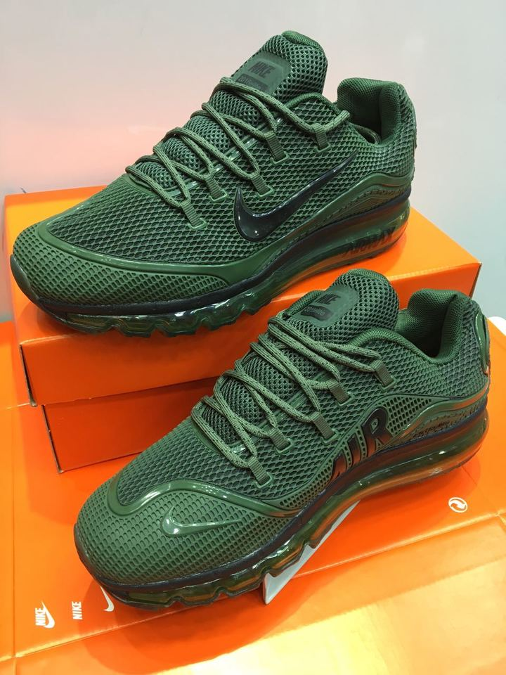 low priced a41e5 d2b98 Tênis Nike Air Max Elite Verde 2018
