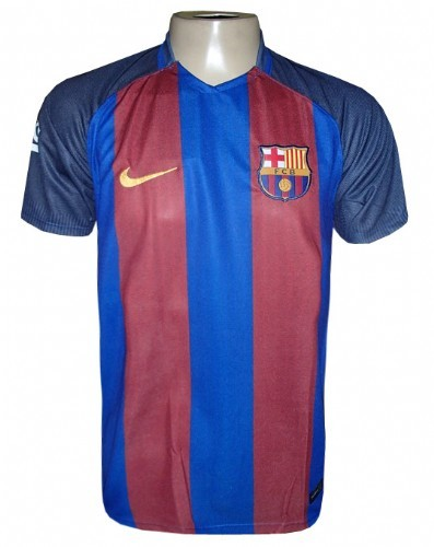 Camisa Barcelona Nike Azul e Vermelha - MWgrifes - Aqui é Top! 845ac073b1d95