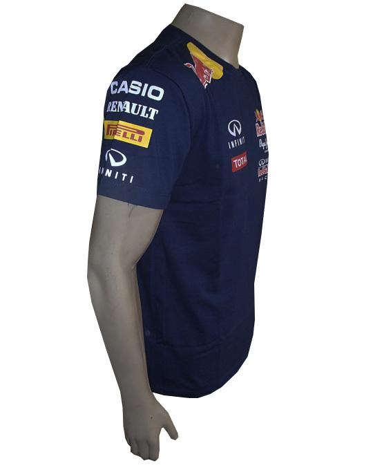 Camiseta Red Bull Infiniti London Azul Marinho - MWgrifes - Aqui é Top! 37dc317a2ca
