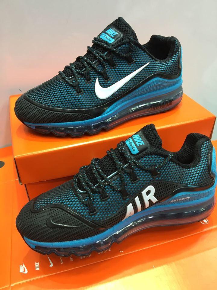 f00cc00a1f ... shopping tênis nike air max elite preto e azul bb 2018 31330 4a762