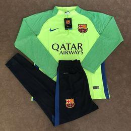 Jaqueta Moletom Barcelona Nike Cinza Clara Treino - MWgrifes - Aqui ... 61eb7a292939f