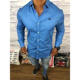 0cf6e67bf0 Encontre Camisa social manga longa marinho | Multiplace