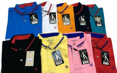 Kit 10 Camisas Polo Diversas Marcas Atacado - MWgrifes - Aqui é Top! 29c46fabb8