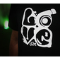 Camisa Love Turbo - Preta
