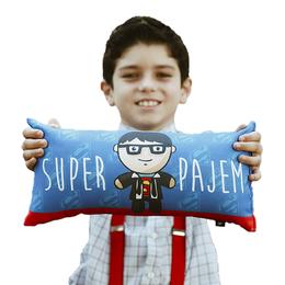 Super Pajem - Super heróis