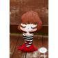 Almofada boneca 3D retrô