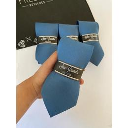 Azul petróleo italiana lisa