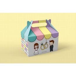 Caixa de papel kids ( VAZIA )