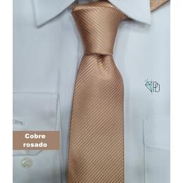 Gravata cobre rosada