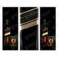 Adesivo Envelopamento de Geladeira JW041 Double Black