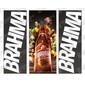 Adesivo Envelopamento de Geladeira BH057 Brahma