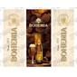 Adesivo Envelopamento de Geladeira BO013 Bohemia Oaken