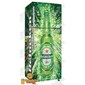 Adesivo Envelopamento de Geladeira HK067 Heineken