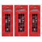 Adesivo Envelopamento de Geladeira CT020 CABINE TELEFONICA