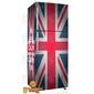 Adesivo Envelopamento de Geladeira BI087 Bandeira Inglaterra