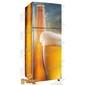 Adesivo Envelopamento de Geladeira BE074 Cerveja