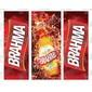 Adesivo Envelopamento de Geladeira BH008 Brahma