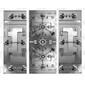 Adesivo Envelopamento de Geladeira CF102 Cofre