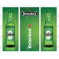 Adesivo Envelopamento de Geladeira HK070 Heineken